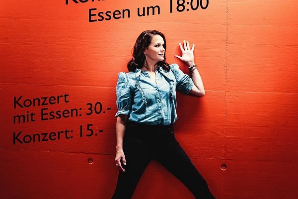Konzert: Caroline Chevin