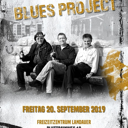 COUNTRY BLUES PROJECT