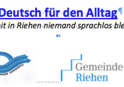 DEUTSCH FÜR DEN ALLTAG